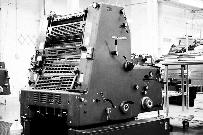 Imprimerie Verdure